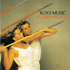 Roxy Music – Flesh + Blood / EG RECORDS CD  – EGCD 46