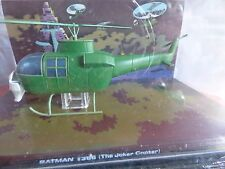 Batman Automobilia 366 Batman Classic Animated Joker Copter Eagle Moss Toy New
