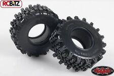Criptón 1.9 escala Neumáticos Neumático RC4WD G2 TF2 SCX10 Z-T0130 escala suave de goma blanda