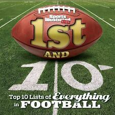 Sports Illustrated Kids 1st and 10: Top 10 Lists of Everything in Football, The