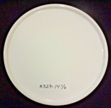"14 1/8"" Ceramic Microwave Turntable Plate Carousel or Convection Oven (A-329)"