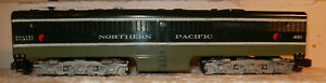 American Flyer Very Rare Northern Pacific 491 B Unit 1956 1 Set Only Wrapper