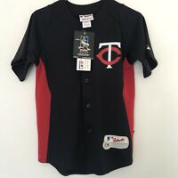 NWT Mauer Jersey Size Medium Kids Youth Minnesota Twins MLB Majestic Authentic