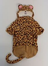 Claire's Pet Costume Small 6-10 lbs Halloween Leopard