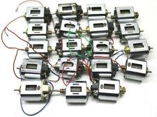 19pc 1960's Cox Mabuchi Japan Slot Car Motor Parts Electric Motor Unused 1/24