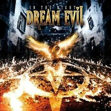 In the Night DREAM EVIL CD ( FREE SHIPPING)