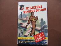 Mr SUZUKI REVIENT DE LOIN