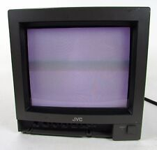 "Vintage "" JVC - Model# TM-91SU "" Broadcast 9"" Television Video Monitor No Handle"