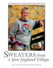 Sweaters from a New England Village-ExLibrary
