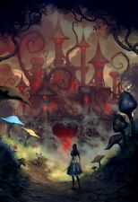 NEW Art Of Alice, The: Madness Returns by R.-j. Berg BOOK (Hardback) Free P&H