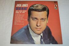 Jack Jones Dear Heart LP 1965 Kapp KS-3415