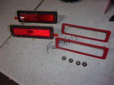 90 Firebird Trans Am REAR MARKER LIGHTS 82 92 tpi GTA TA WS6 91 89 88 87 85 GM