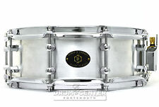 Noble And Cooley Alloy Classic Snare Drum 14x4.75 Raw/Chrome - FGAC14475ALFH