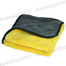 1x 800GSM 40x40CM Home Auto Microfiber Cleaning Towel Washing Drying Cloth Thick