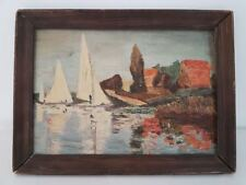 Peinture marine. Marine Painting impressionisme