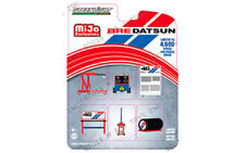 Greenlight MiJo 1:64 Shop Tool  BRE Datsun 6 Piece Set-NEW In Stock