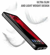Case For Essential Phone PH-1 Poetic【Karbon Shield】Carbon Fiber Texture Black