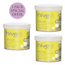 Hive Options Creme Wax 3 x 425g