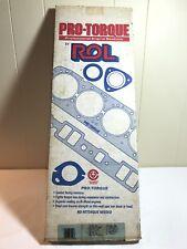 ROL Head Gasket Set 1980-82 Toyota 4 Cyl Eng: 1452cc HS31880 HS8724PT GS296