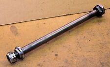 HARLEY SPORTSTER OEM used rear axle