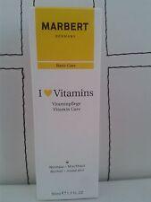 (37,98€/100ml) Marbert Vitamins Vitaminpflege 50ml für normale bis Mischhaut neu