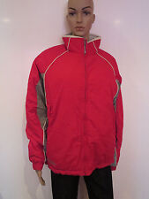 Columbia F3 el5044 Women's Winter Jacket Ski Reversible Red (Size L) NIP