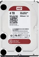 Hard Disk Western Digital 4TB SATA 6GB/s WD40EFRX RED IntelliPower 64MB WD NAS
