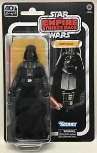 Star Wars The Black Series ESB 40TH Anniversary Darth Vader 6 Inch Figure New 21