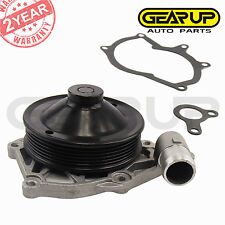 Water Pump for Porsche Boxster 911 Cayman 2.5L 2.7 3.2 3.4 3.6 Metal Impeller