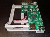 New Amiga 600 Gotek Floppy Drive Emulator, Base, OLED, Cables, Flash floppy #699