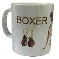 Boxer Dog Mug,  Boxer Dog, Boxer Dog Gift, Boxer Dog Owners Mug.