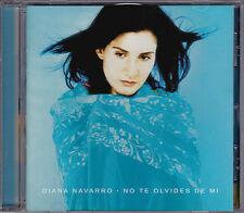 Diana Navarro - No Te Olvides De Mi - CD (62719-2 Universal U.S.A.)