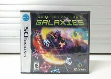GEOMETRY WARS GALAXIES - NINTENDO DS GAME - NTSC - COMPLETE