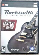 Rocksmith 2014 Edition:The Fastest Way to Learn Guitar(PC/Mac) NO CABLE INCLUDED