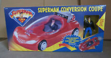 1996 Kenner Supreman Conversion Coupe Vehicle With Clark Kent Action Figure