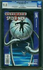 Ultimate Spider-Man #14 us Marvel 2001 Bagley cgc 9.8 Mint