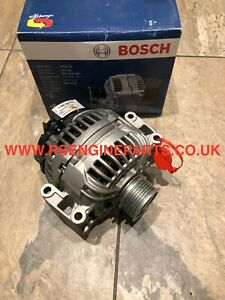 Bosch 0986044910 Alternator AUDI A4 A6 1.6 1.8 TURBO 2.0 TFSI PETROL