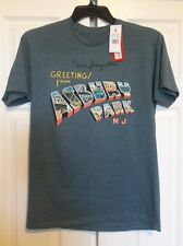 Bruce Springsteen Greetings from Asbury Park size M men's t- shirt