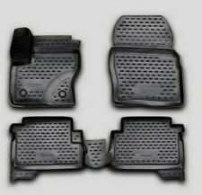 Passgenaue 3D Fussmatten für FORD Kuga II DM2 2 2012-2019, 4 tlg.