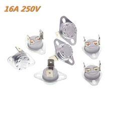 Temperature Switch Control Sensor Thermal Thermostat 40°C-180°C NO/NC KSD302