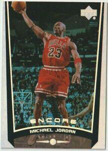 NBA Michael Jordan Chicago Bulls Basketball Trading Card Selection Various Years
