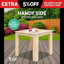 Square Wooden Outdoor Tables