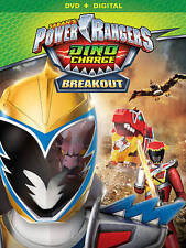 Power Rangers Dino Charge: Breakout (DVD, 2016) SKU 4109