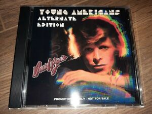 David Bowie - YOUNG AMERICANS - Alternate Edition - CD Album Brand New