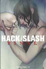 Hack/Slash Final 13 TPB Image 2013 NM 1st Print 20 21 22 23 24 25