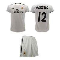 Completo Iluminación Oficial Real Madrid 2019 Camiseta & Pantalones Cortos