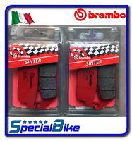 HONDA HORNET CB 600 F 2007 > 2013 BREMBO SA SINTERED BRAKE PADS 2 SETS