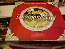 SABABA TOYS ' DRAGONOLOGY' THE GAME . THE GAME IS COMPLETE