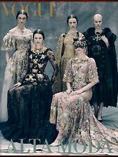 VOGUE UNIQUE 09/2013 MAGDALENA JASEK Karen Elson ANAIS POULLIOT Ava Smith @NEW@