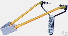 Trumark fiber optic sight slingshot handle storage S9FO